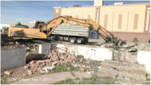 Westbourne-Church-Demolition